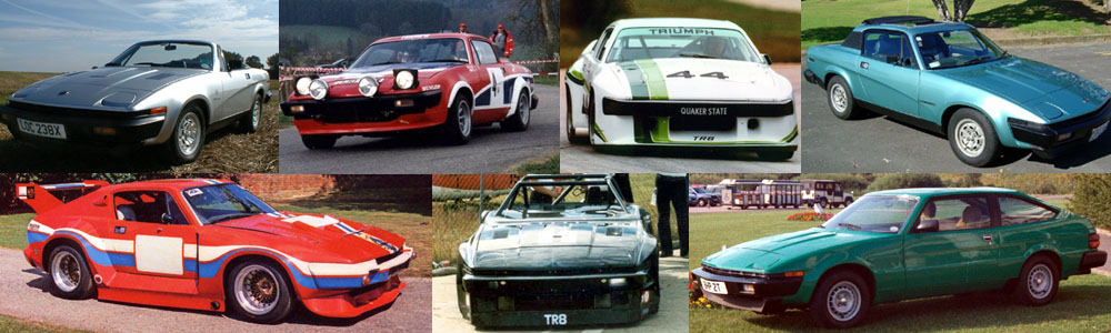 World Wide TR7 TR8 Owners Club