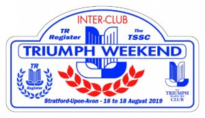 TR7 TR8 Events