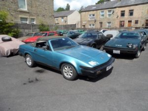 TR7 TR8 for sale
